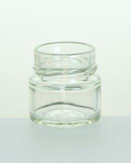 PLUS-40 lasipurkki 40 ml