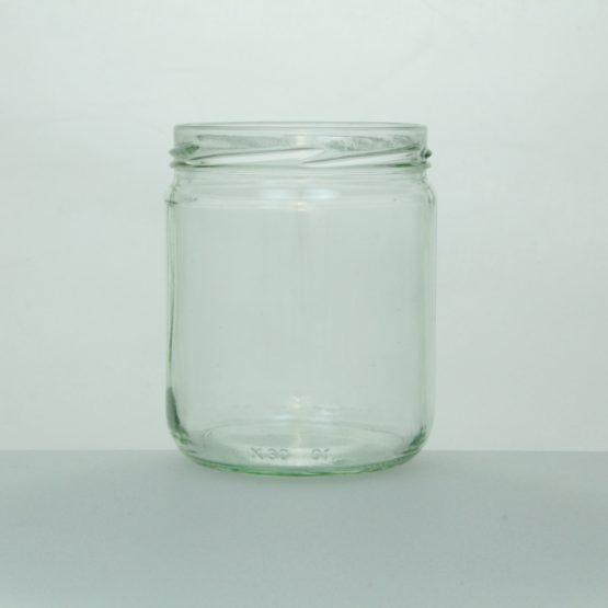Lasipurkki 440 ml